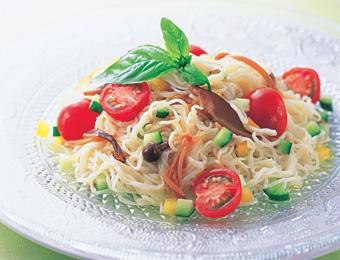 イタリアン冷やし養々麺